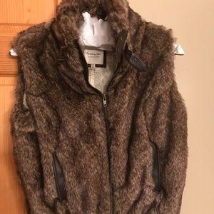 Heritage 1981 Faux Fur Vest